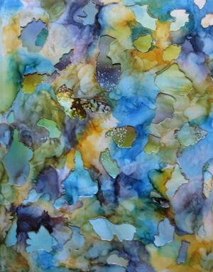 Layered painting